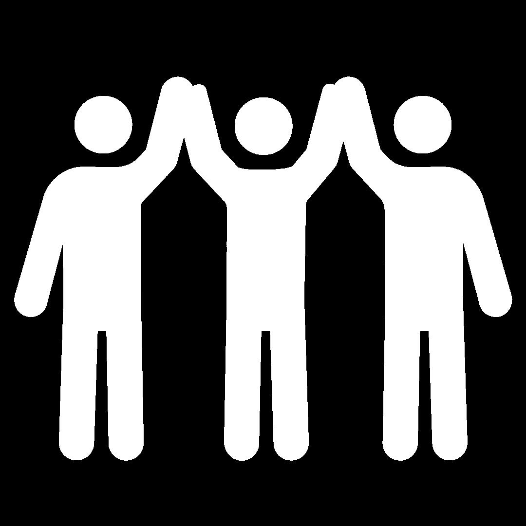 Customer success story icon